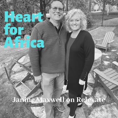 Cover art for Heart for Africa with Janine Maxwell