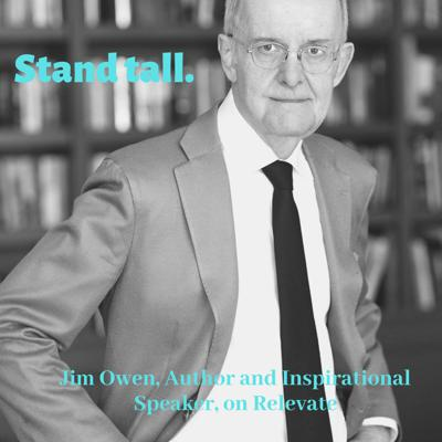 Cover art for Stand Tall with Jim Owen