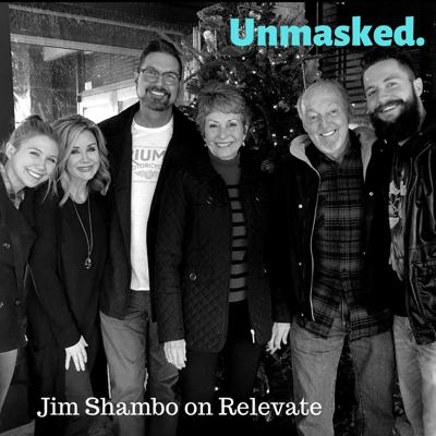 Cover art for Unmasked with Jim Shambo