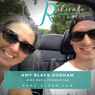 Cover art for Warrior Mom with Amy Black Durham