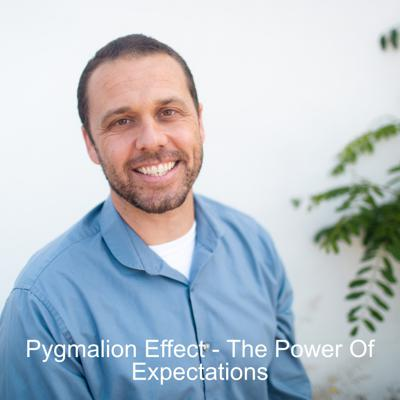 Cover art for Pygmalion Effect - The Power Of Expectations
