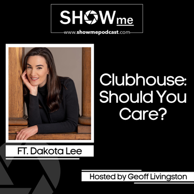 Cover art for Episode 3.2: Clubhouse - Should You Care?
