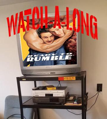 Cover art for Laughin' and Cryin': Remembering Brodie Lee and a Ready to Rumble Watch-a-long