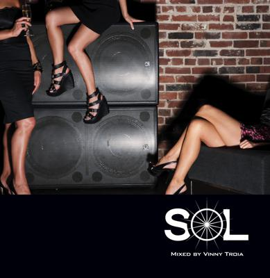 Cover art for SOL