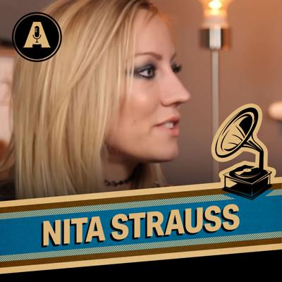 Cover art for Nita Strauss - The Captain Meets