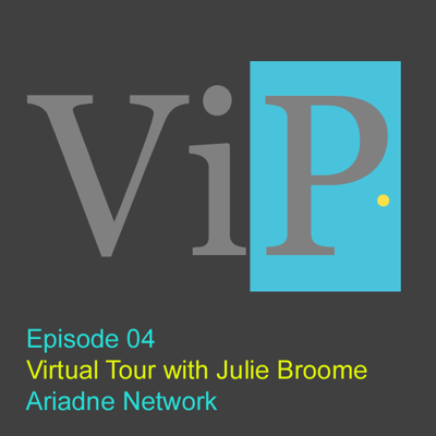 Cover art for A Virtual Tour With Julie Broome