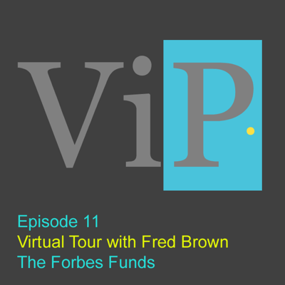 Cover art for A Virtual Tour With Fred Brown