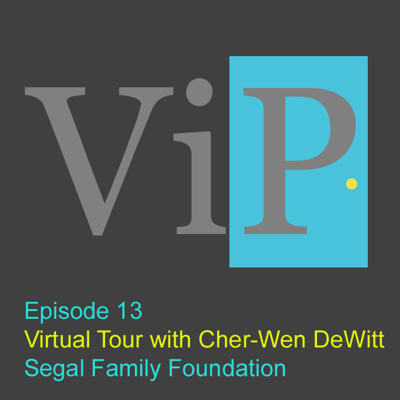 Cover art for A Virtual Tour with Cher-Wen DeWitt