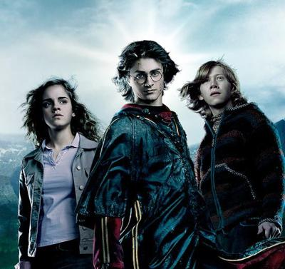 Cover art for Episode 63 : Harry Potter and the Goblet of Fire (2005) Review & Discussion
