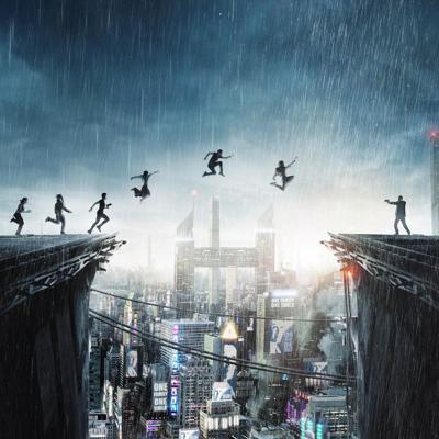 Cover art for Episode 62 : What Happened to Monday [7 Sisters] (2017) Review & Discussion