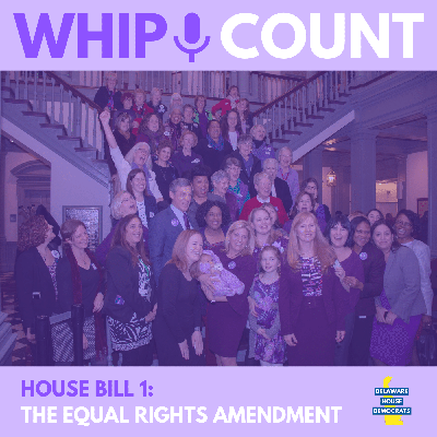 Cover art for House Bill 1: The Equal Rights Amendment