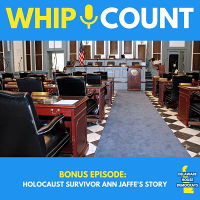 Cover art for Honoring Holocaust Remembrance Day: Holocaust Survivor Ann Jaffe's Story