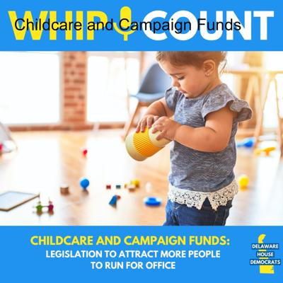 Cover art for Childcare and Campaign Funds