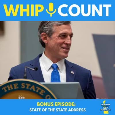 Cover art for Bonus Episode: State of the State 2021