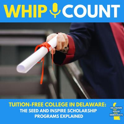 Cover art for Tuition-Free College in Delaware