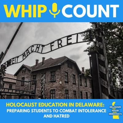 Cover art for Holocaust Education in Delaware