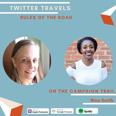Cover art for On the Campaign Trail - Nina Smith