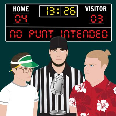 No Punt Intended Podcast