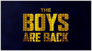 Cover art for The Show - The Boys are Back!