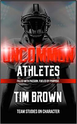 Cover art for Tim Brown-The Uncommon Athlete Part II