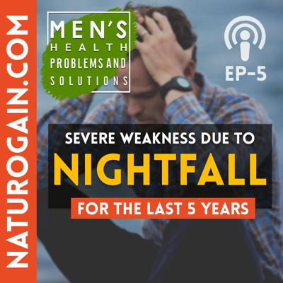 Cover art for Recover from Weakness due to Excessive Nightfall   Ep 5