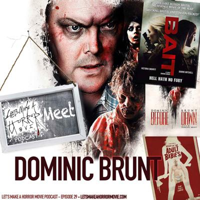 Cover art for Episode 29: Dominic Brunt Interview - LMAHMpod Meets...