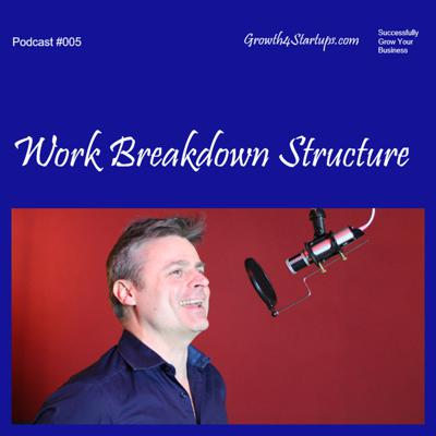 Cover art for #005: Work Breakdown Structure