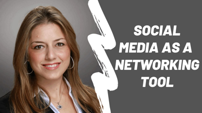 Cover art for Episode 4 - Social Media As A Networking Tool