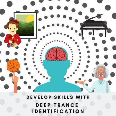 Cover art for Deep Trance Identification (Self Hypnosis)