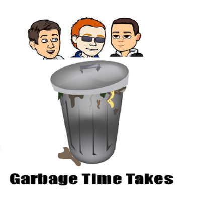 Cover art for Garbage Time Takes Episode 11: A Piece of Metal
