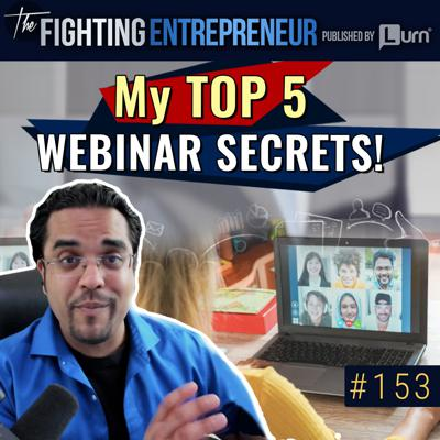 Cover art for [VIDEO BONUS] How I'm Putting 2,000 to 3,000 People Into Webinars Every Week - My 5 Top Secrets...