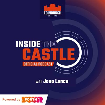 Cover art for Episode 12: Inside the Castle with Jono Lance