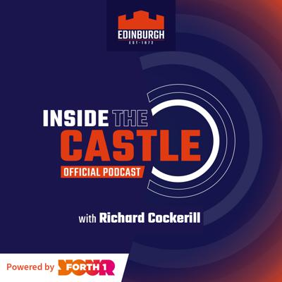 Cover art for Episode 13: Inside the Castle with Richard Cockerill