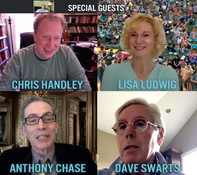 Off Road with Peter and special guests Anthony Chase, Dave Swarts, Chris Handley and Lisa Ludwig