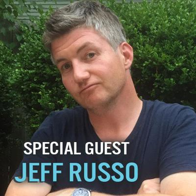 Cover art for Off Road with Peter Palmisano & Special Guest Jeff Russo
