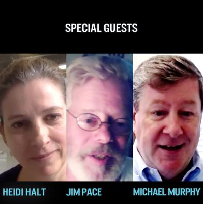Off Road with Peter & special guests Heidi Halt, Jim Pace & Michael Murphy