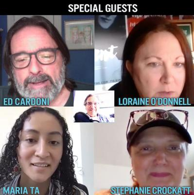 Cover art for Off Road with Peter & special guests Maria Ta, Stephanie Crockatt, Ed Cardoni and Loraine O'Donnell
