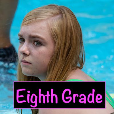 Cover art for Paid in Puke S3E7: Eighth Grade