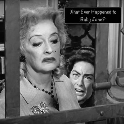 Cover art for Paid in Puke S3E5: What Ever Happened to Baby Jane?