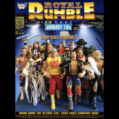 Cover art for Episode 15 - Royal Rumble 1992