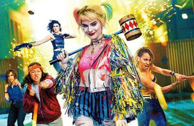 Cover art for Birds of Prey