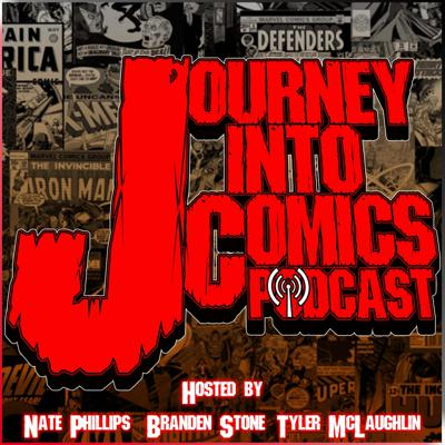 Cover art for Journey Into Comics 318 - TY's Back Tell A Friend
