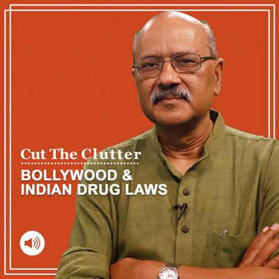 Cover art for Cut The Clutter: India's messy drug laws, why Rhea denied bail & NCB summons Deepika Padukone, Shraddha, & more stars
