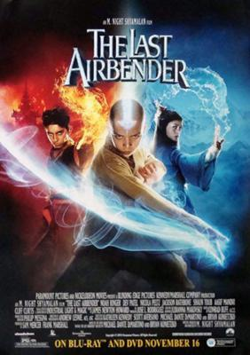 Cover art for Episode 005 - The Last Airbender