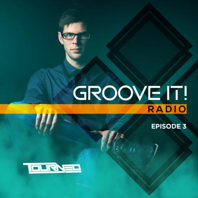 Cover art for Tourneo - Groove It! Radio 003