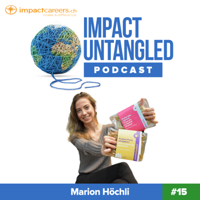 Cover art for Episode 15: Marion Höchli - Leading Planted's Tasty Revolution in Europe