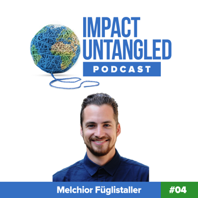 Cover art for Episode 04: Melchior Füglistaller -  Bringing Edible Insects to European Plates with Essento