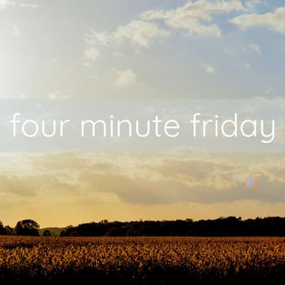 Cover art for #139 Four Minute Friday - Finding Balance