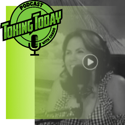 Cover art for Toking Today Episode #2 Shari Cole: Autism Advocate, Hollywood Agent,  Female Entrepreneur