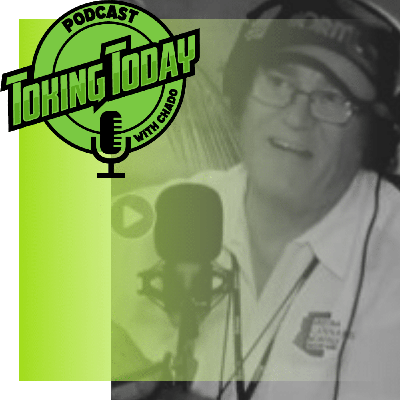 Cover art for Toking Today Episode #1 Mikel Weisser: Cannabis Legalization 2020